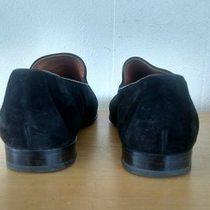 Dunhill London Shoes - Dunhill London Black Suede Formal Shoes size 45/11